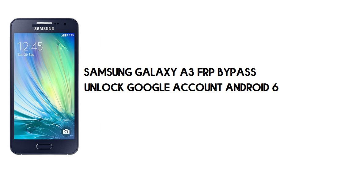 Samsung A3 FRP Bypass   Google Account Unlock SM-A300 [Without PC]