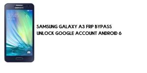 Samsung A3 FRP Bypass | Google Account Unlock SM-A300 [Without Computer]