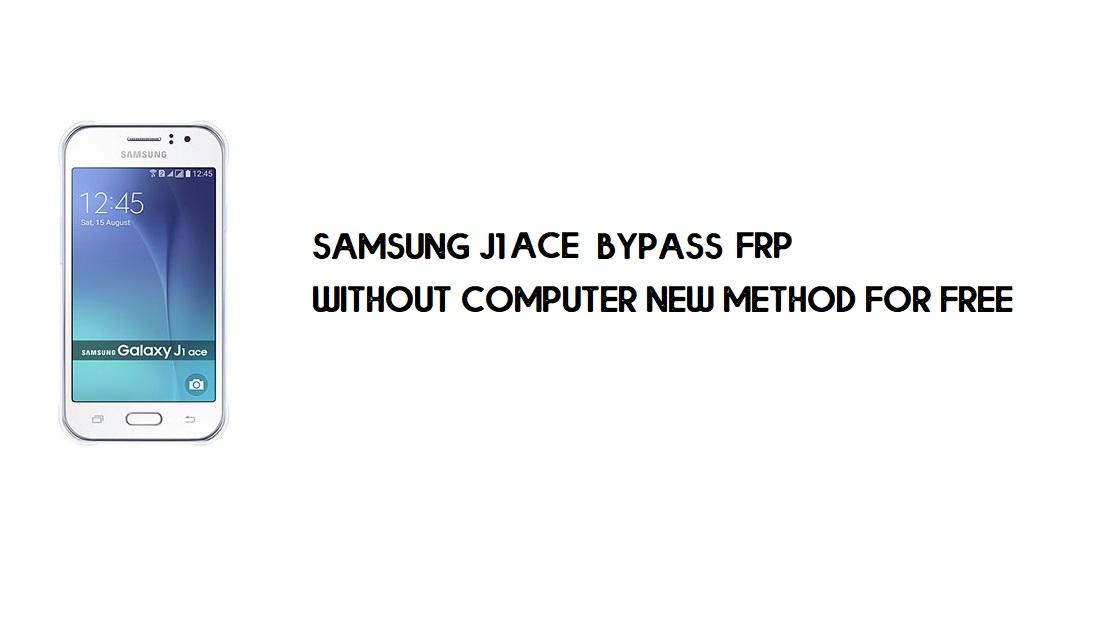 Samsung J1 Ace FRP Bypass | Google Account Unlock SM-J110 [Latest]