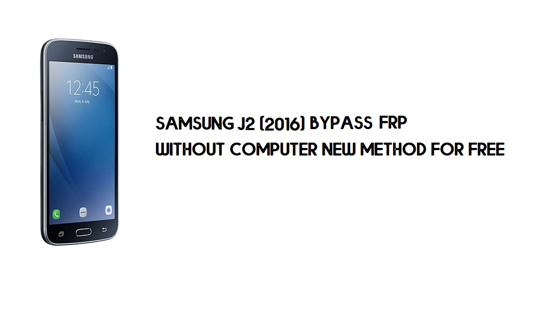 Samsung J2 2016 FRP Bypass   Google Account Unlock SM-J210 (No PC)