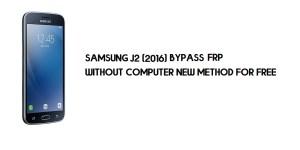 Samsung J2 2016 FRP Bypass | Google Account Unlock SM-J210 [Without Computer]