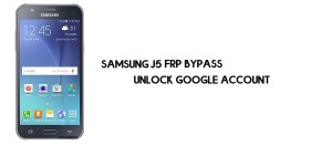 Bypass FRP Samsung J5 | Google Account Bypass SM-J500 [Without Computer] Android 6.0.1