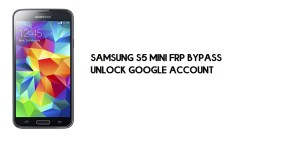 Samsung S5 Mini FRP Bypass | Google Account Unlock SM-G800 [Without Computer] Free