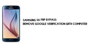 Bypass FRP Samsung S6 SM-G920 | Google Account Unlock With PC free