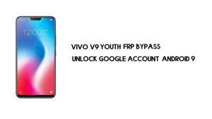 Vivo V9 Youth FRP Bypass Without Computer | Unlock Google – Android 9
