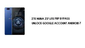 ZTE Nubia Z17 Lite FRP Bypass | Unlock Google – Android 7.1 (Free)