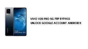 Vivo V20 Pro 5G FRP Bypass Without PC | Unlock Google – Android 11