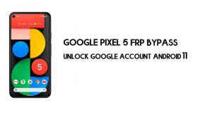 Google Pixel 5 FRP Bypass Without Computer | Unlock Android 11 (No PC