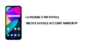 LG Phoenix 5 FRP Bypass | Unlock Google Android 10 -Without Computer [Simple Tricks]