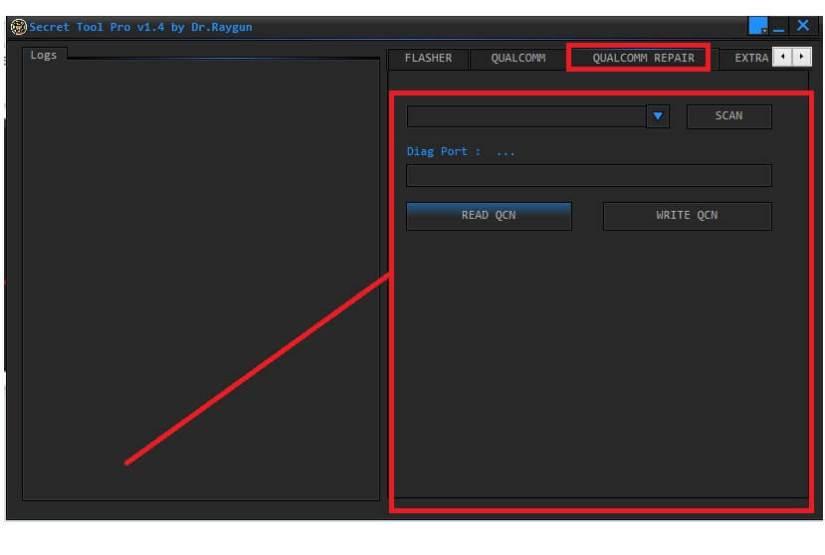 Qualcomm Functions Secret FRP Tool Pro Free