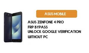 Asus Zenfone 4 Pro FRP Bypass Without PC – Unlock Google Verification