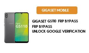 Gigaset GS110 FRP Bypass Without PC - Unlock Google – Android 9 Go