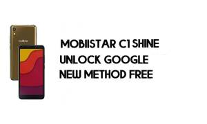 Mobiistar C1 Shine FRP Bypass Without PC - Unlock Google – Android 8.1