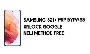 Samsung S21 Plus FRP Bypass [Android 11 ] Unlock Google Verification With Computer Free
