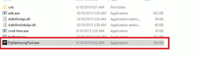 Run FRP Samsung Tool | Samsung FRP ADB Download Mode Tool for PC Free 2021