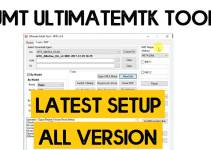 UMT UltimateMTK Tool v4.1 Latest Setup – One Click (FRP/Flash/Remove Screen Lock) Tool for MediaTek