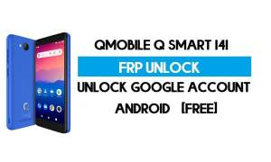 QMobile Q Smart i4i FRP Bypass Without PC – Unlock Google Android 9