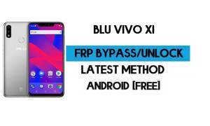 BLU Vivo XI FRP Bypass Without PC - Unlock Google Gmail Android 9.0