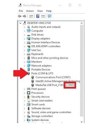 Download Infinix Hot 10i X659B FRP reset file | da file free