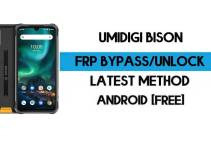 UMiDIGI Bison FRP Bypass – Unlock Google GMAIL Verification (Android 10) – Without PC