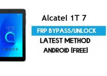Alcatel 1T 7 FRP Bypass – Unlock Gmail Google Account (Android 8.1) (Without PC)