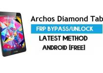Archos Diamond Tab FRP Bypass – Unlock Gmail Lock (Android 7.0) [Fix Location & Youtube Update]