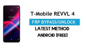 T-Mobile REVVL 4 FRP Bypass Without PC - Unlock Google [Android 10]