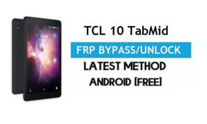 TCL 10 TabMid FRP Bypass Android 10 – Unlock Gmail Lock [Without PC]