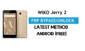 Wiko Jerry 2 FRP Bypass – Unlock Gmail Lock Android 7.0 Without PC