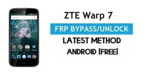 ZTE Warp 7 FRP Bypass Android 6.0.1 – Unlock Google Gmail Lock [Without PC]