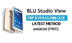 BLU Studio View FRP Bypass Without PC – Unlock Gmail Lock Android 7