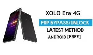 Xolo Era 4G FRP Bypass – Unlock Google Gmail Lock Android 6.0 No PC