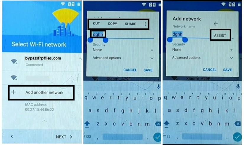 Xolo/Zopo/Alcatel/Lava/zen FRP Bypass Unlock Google Account Android 6