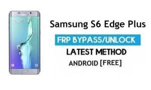 Samsung S6 Edge Plus SM-G928 FRP Bypass Unlock Google Android 7.0