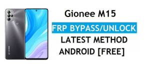 Gionee M15 FRP Bypass Android 11 – Unlock Google Gmail Verification – Without PC [Latest Free]