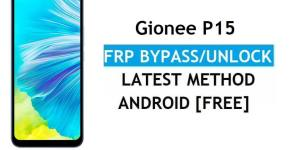 Gionee P15 FRP Bypass Android 11 – Unlock Google Gmail Verification – Without PC [Latest Free]