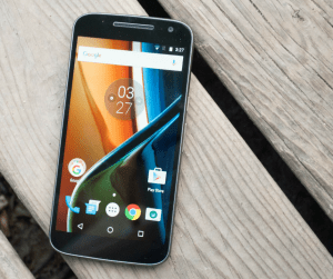 Bypass frp on your moto g4