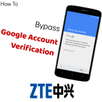 Bypass FRP On Your ZTE Device