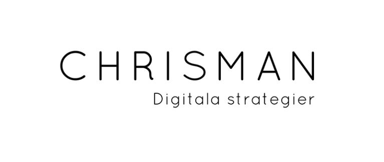 CHRISMAN – Digitala Strategier