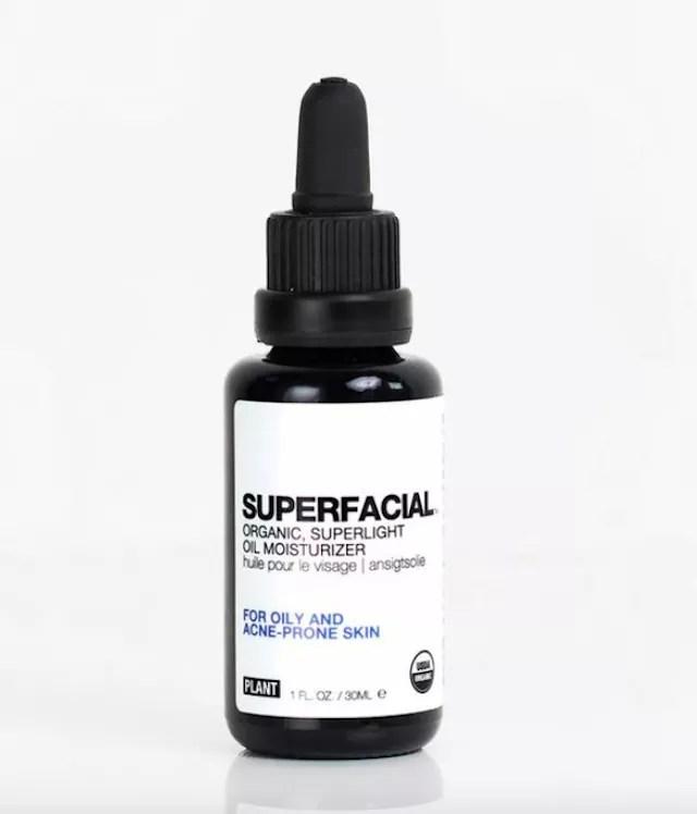 Plant Apothecary Superfacial Organic, Superlight Oil Moisturizer
