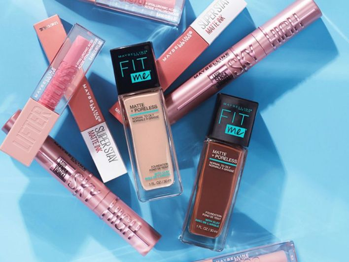 maybelline: brand review and 10 of the best products