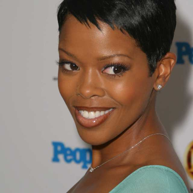 pictures of short hairstyles for black hair