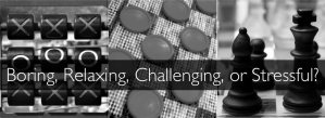 Is a Task Boring, Relaxing, Challenging, or Stressful?
