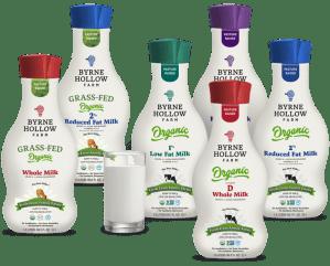 Byrne Hollow Farm milk image - Byrne Hollow Farm milk image