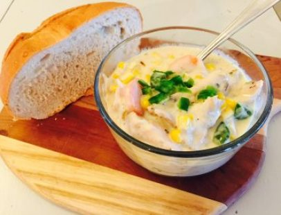 Easy Easy Corn Chowder image 300x229 - Easy Easy Corn Chowder