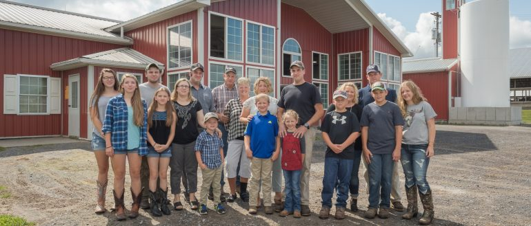 Hourigan Family Dairy header - Hourigan Family Dairy