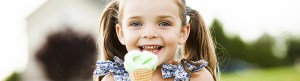 Ice Cream Wholesale Dip Stand Program header image from Byrne Dairy