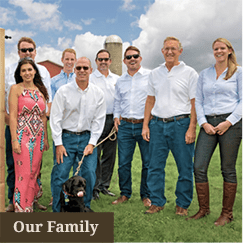 Our Family image - Byrne Hollow Farm