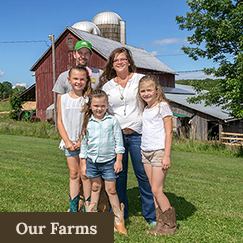 Our Farms from Byrne Dairy - Byrne Hollow Farm