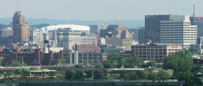 The Central NY Region header - The Central NY Region